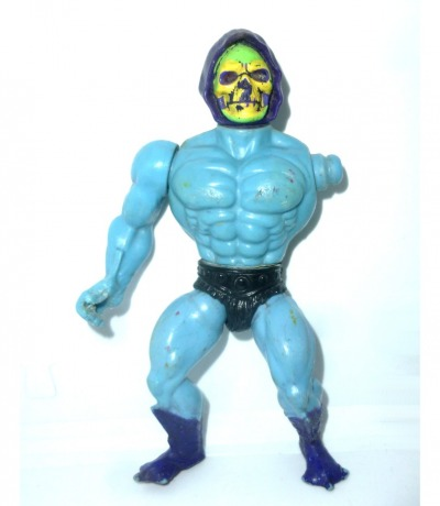 Skeletor defect Masters of the Universe