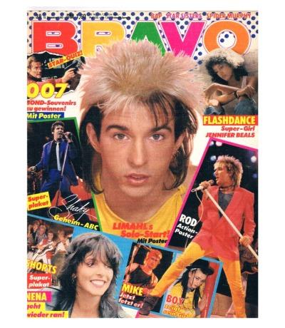Bravo - Nr38 1983 83 -