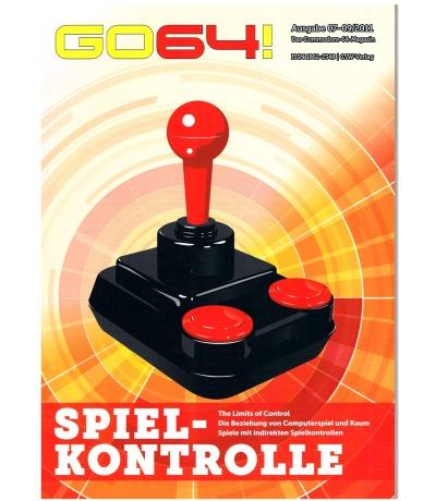 Ausgabe 07-09/09 Retro 21 GO64 Das