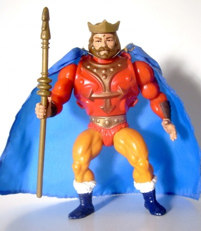 Masters of the Universe King Randor