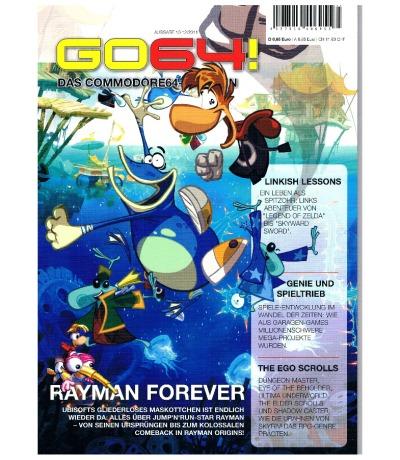 Ausgabe 10-12/2011 Retro 22 GO64 Das