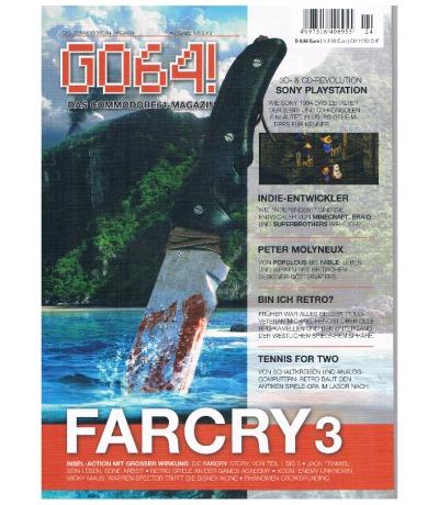 Ausgabe 4-6/2012 Retro 24 GO64 Das