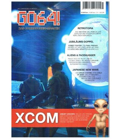 Ausgabe 07-09/2012 Retro 25 GO64 Das