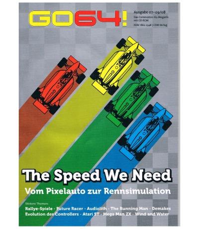 Ausgabe 07-09/08 Retro 9 GO64 Das