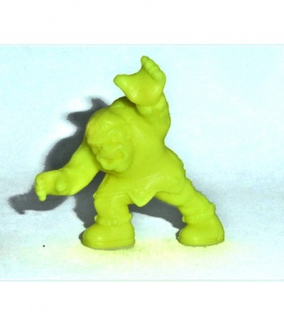 Hunchback neon gelb Nr48 Monster in