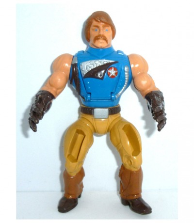 Masters of the Universe - Rio Blast - He-Man Actionfigur - Jetzt online Kaufen - Vintage Figur von Mattel aus den 80ern.