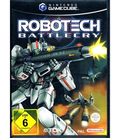 Nintendo GameCube - Robotech: Battlecry -