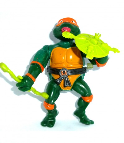 ROCK N ROLL MICHAELANGELO - Teenage Mutant Ninja Turtles / Hero Turtles - WACKY ACTION