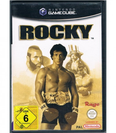 Rocky - Nintendo GameCube