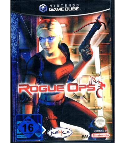Nintendo GameCube - Rogue Ops -