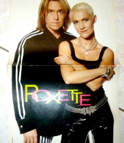 Poster - Roxette