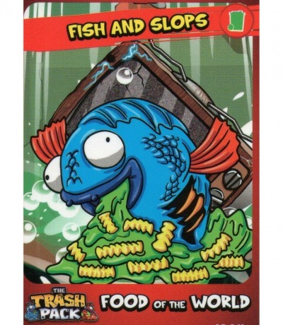 Fish and Slops Food of the