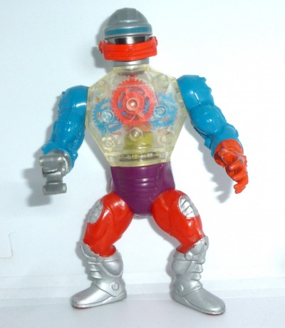 Masters of the Universe Roboto He-Man