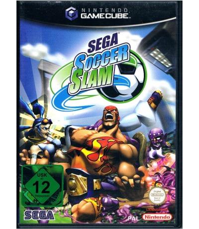 Nintendo GameCube Sega Soccer Slam Rise