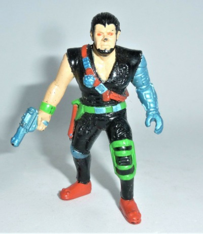 Sgt. Wastenot - Trouble Bubble Monster - Trash Bag Bunch - 1991 Simba Galoob