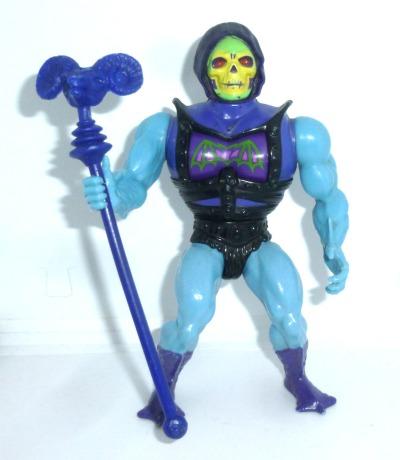 Battle Armor Skeletor mit Widderstab Masters