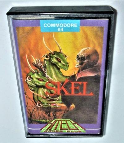 Skel - Kassette - C64 / Commodore 64