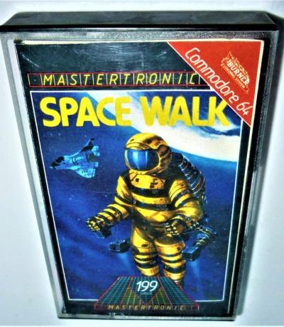 Space Walk - Kassette - C64 / Commodore 64