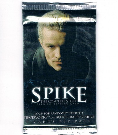 1x Trading Cards Packung Spike The