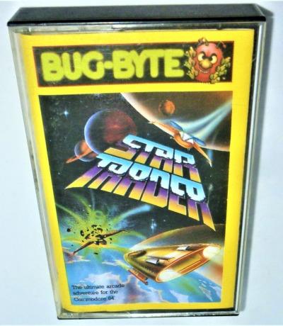 C64 Star Trader Kassette Datasette MC