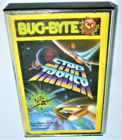 C64 Star Trader Kassette Datasette Commodore