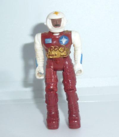 Starcom Col John Slim Griffin Actionfigur