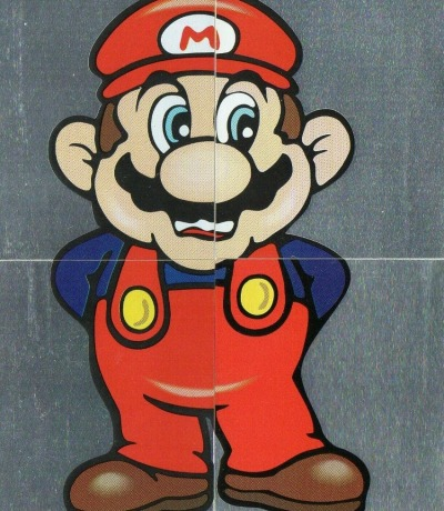 Super Mario Bros Sticker Nintendo Official