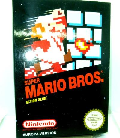 Super Mario Bros / The Legend of Zelda / Kid Icarus / Captain N. Sticker - 9 Stück
