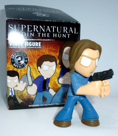 Supernatural Sam Winchester Mystery Minis Funko