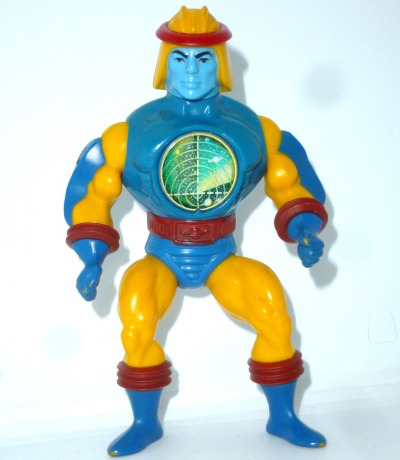 Masters of the Universe Sy-Klone He-Man