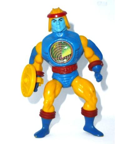 Sy-Klone - Komplett - Masters of the Universe / He-Man MOTU Actionfigur - Vintage Figur von Mattel aus den 80ern.