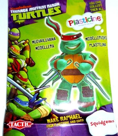 Raphael Knet-Set Teenage Mutant Ninja Turtles