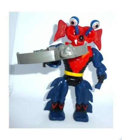 Mantenna - Komplett - Masters of the Universe / He-Man MOTU Actionfigur - Vintage Figur von Mattel aus den 80ern.