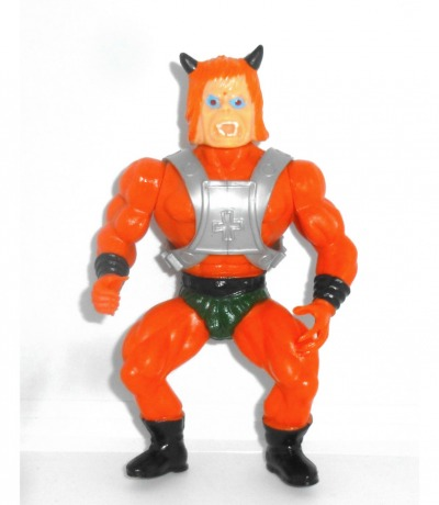 MOTU Knock-Off Actionfigur Galaxy Fighter Hero