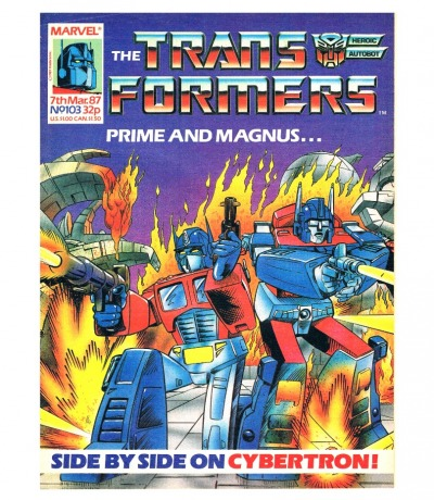 The Transformers - 103 - 87