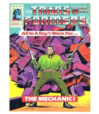 The Transformers - Comic Nr/No 109