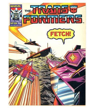 The Transformers - Comic Nr/No 128