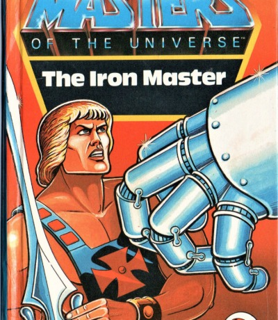 The Iron Master - Masters of the Universe / He-Man