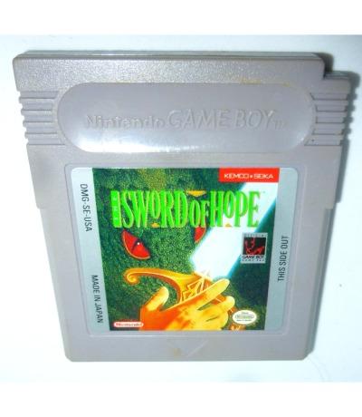 The Sword of Hope - Nintendo Game Boy