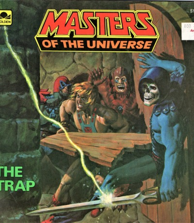 The Trap - Masters of the Universe / He-Man