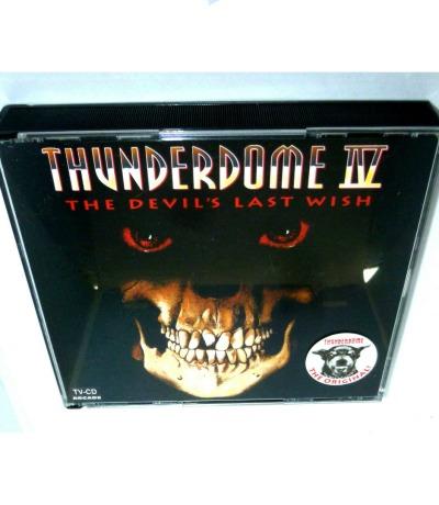 Thunderdome 4 / IV - The Devil s Last Wish - Gabber Hardcore Techno