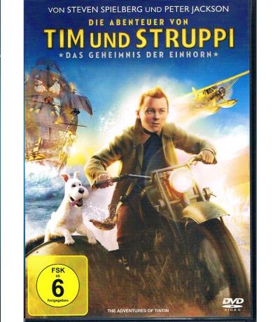DVD Die Abenteuer von Tim und
