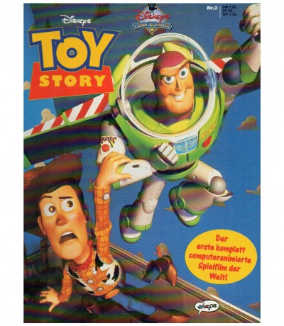 Toy Story Comic - Disney