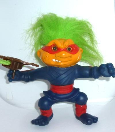 Battle Trolls Nunchuk Troll Actionfigur Hasbro