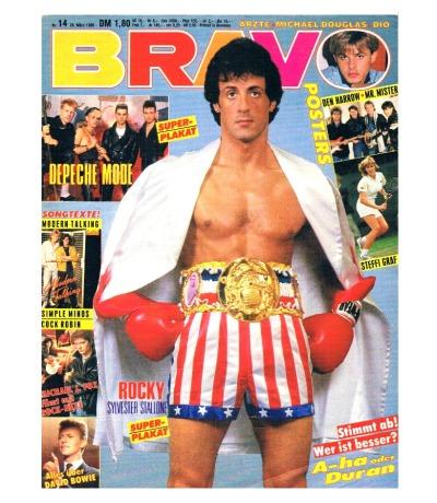 Bravo - Nr14 1986 86 -