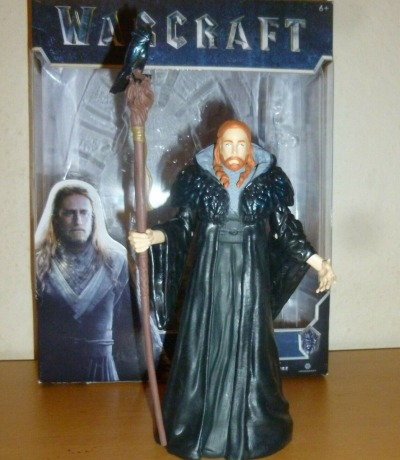 Warcraft - Medivh - Actionfigur