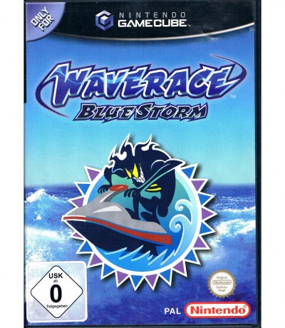 WaveRace: Blue Storm - Nintendo GameCube