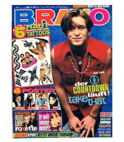 Bravo - Nr11 1994 94 -