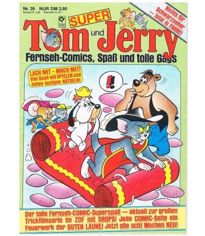 Super Tom Jerry Comic Nr No