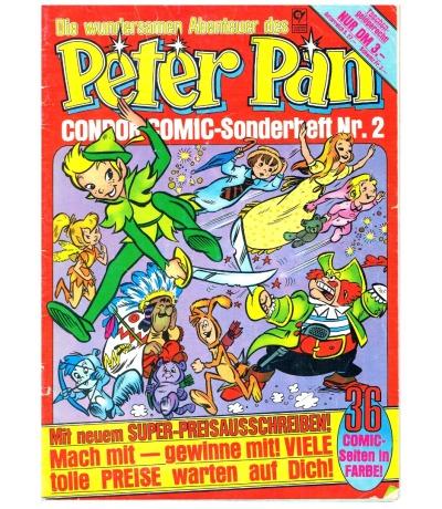 Die wundersamen Abendteuer des Peter Pan